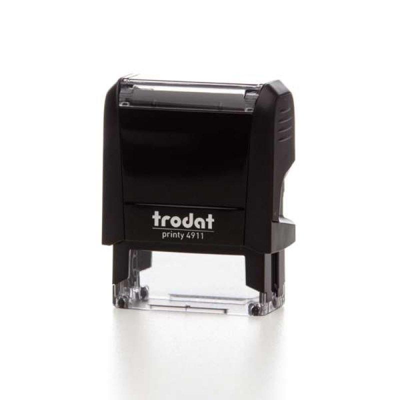 trodat printy 4911 38mm x 14mm inkl. Textplatte