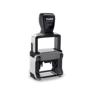 trodat Professional 4.0 5200 41mm x 24mm mit Platte