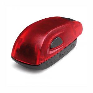 Colop Stamp Mouse 20 Taschenstempel mit Textplatte