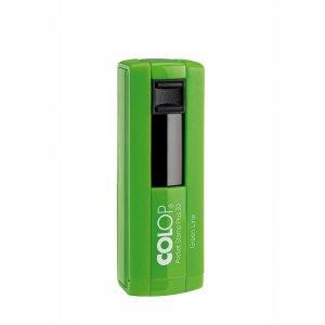 Colop Pocket Stamp 30 plus Green Line mit Textplatte