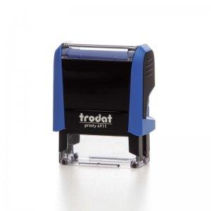 trodat printy Textilstempel 4911 38mm x 14mm inkl. Textplatte