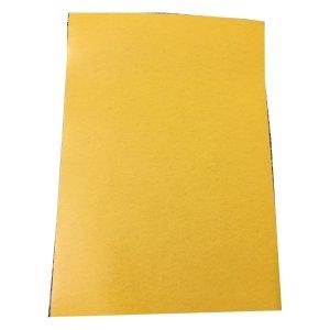 Transparentfolie - doppelseitig klebend, stark haftend, 0,12 mm stark - A4