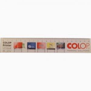 Werbemittel Colop